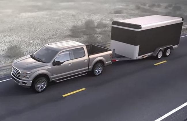 Ford Trailer Backup Assist >> Video How To Use Pro Trailer Backup Assist Surprise Ford