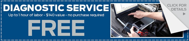 Diagnostic Service Coupon, Surprise, AZ