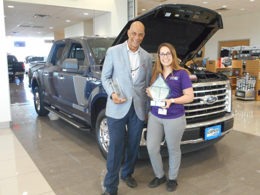 Ford Dealership Phoenix >> Ford Dealer in Surprise AZ | New & Used Cars, Trucks