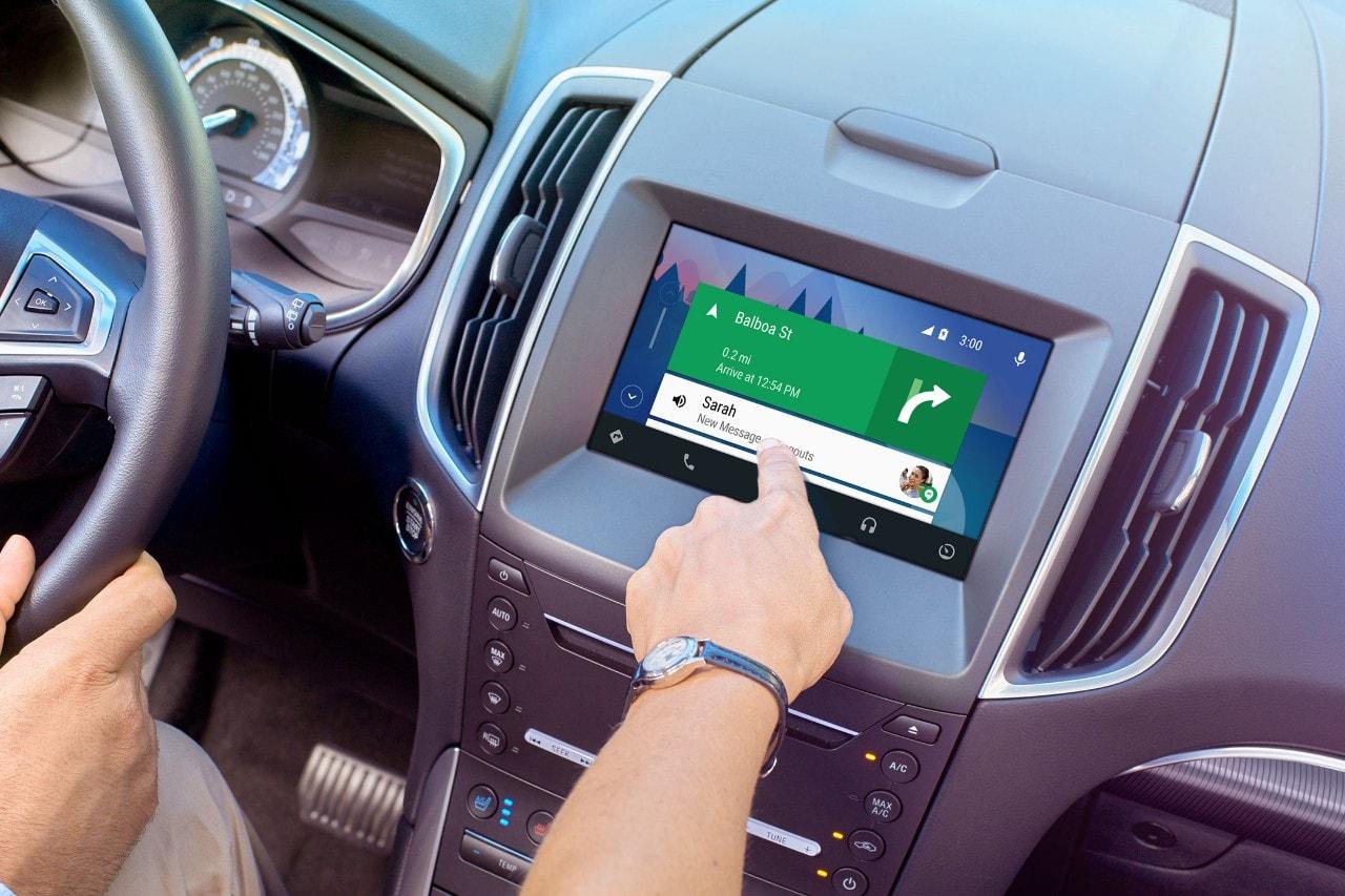 2016 Ford Apple CarPlay