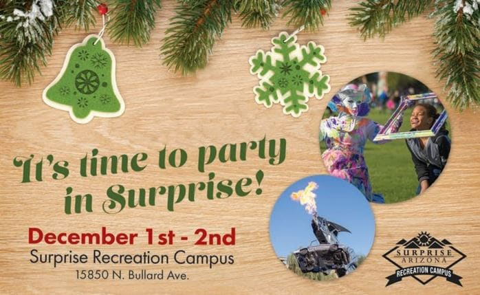 Surprise, Arizona Holiday Events
