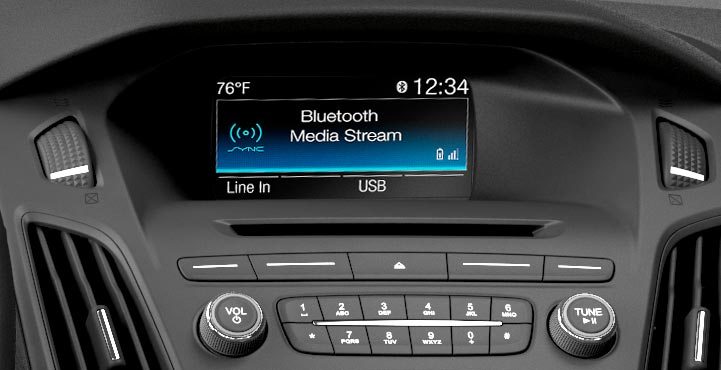 Pairing Phone with Ford SYNC
