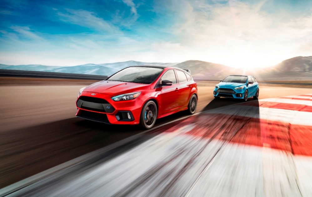 Limited-Edition Focus RS