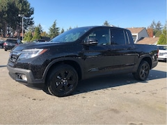 2019 Honda Ridgeline Black Edition Crew Cab Pickup