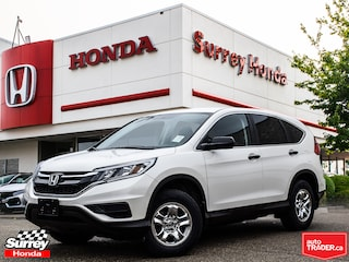 2015 Honda CR-V LX AWD - Honda Certified 7 YR/160K Warranty SUV