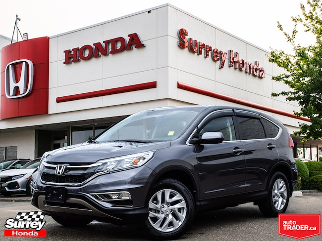 2016 Honda CR-V EX AWD - Honda Certified 7 YR/160K Warranty SUV