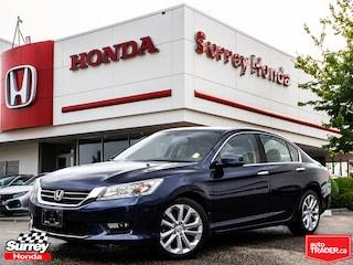 2015 Honda Accord Touring NAV - Honda Certified 7 YR/160K Warranty Sedan