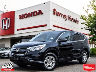 2015 Honda CR-V LX 2WD - Honda Certified DEAL PENDING SUV