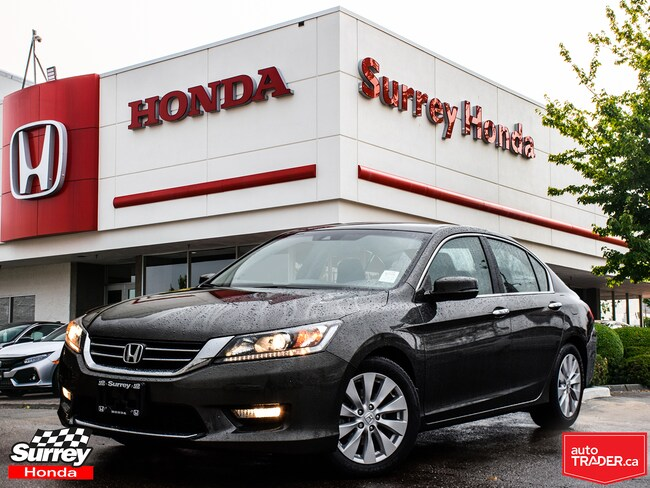 2015 Honda Accord EX-L - Honda Certified DEAL PENDING Sedan