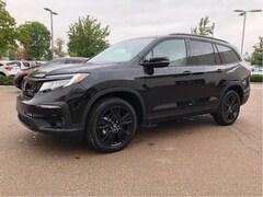 2019 Honda Pilot Black Edition Sport Utility