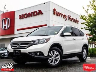 2014 Honda CR-V Touring AWD NAV Honda Certified 7 YR/160K Warranty SUV