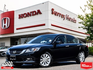 2015 Honda Accord EX-L - Honda Certified 7 YR/160K Warranty Sedan