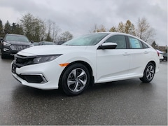2019 Honda Civic LX Car