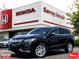 2016 Acura RDX Tech Pkg Navigation AWD  SUV