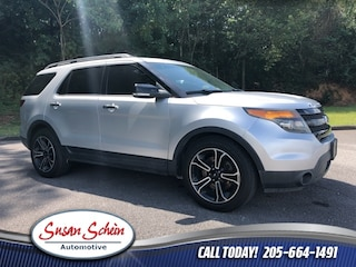 Used 2014 Ford Explorer Sport SUV for sale in Pelham, AL