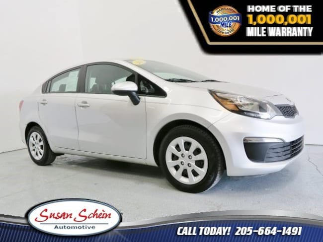 Used 2017 Kia Rio LX Sedan for sale in Pelham, AL