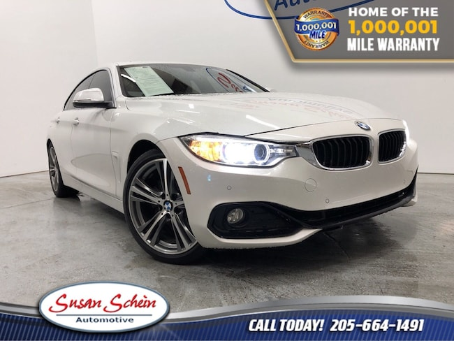 Used 2016 BMW 428i w/SULEV Gran Coupe for sale in Pelham, AL