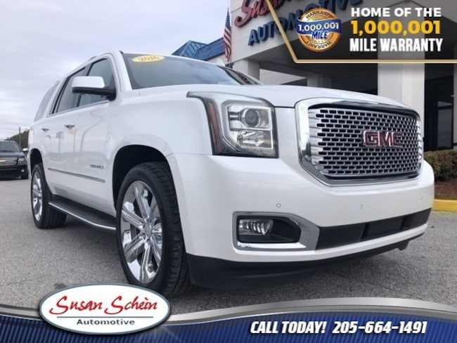Used 2016 GMC Yukon Denali SUV for sale in Pelham, AL