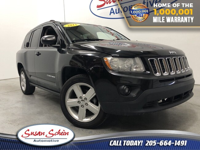 Used 2011 Jeep Compass Limited SUV for sale in Pelham, AL