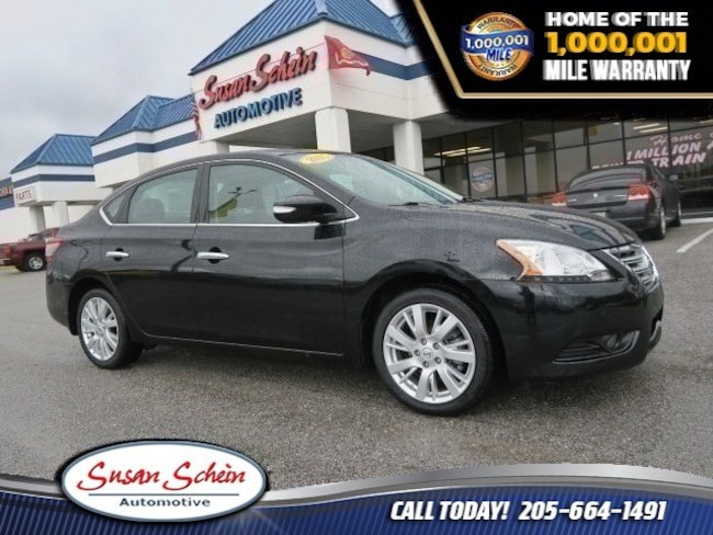 Used 2015 Nissan Sentra SL Sedan for sale in Pelham, AL
