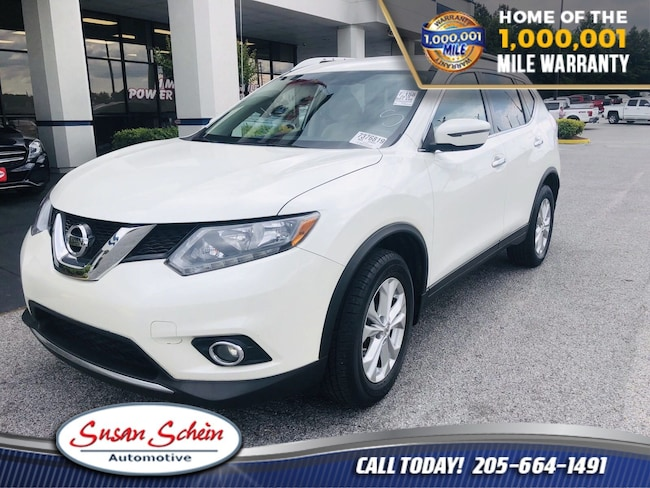Used 2016 Nissan Rogue SV SUV for sale in Pelham, AL