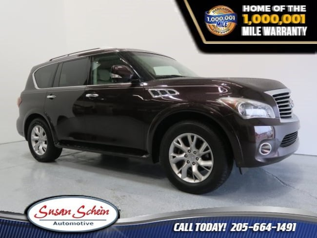 Used 2013 INFINITI QX56 Base SUV for sale in Pelham, AL