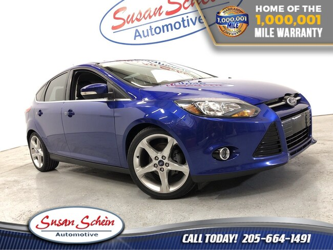 Used 2014 Ford Focus HB Titanium for sale in Pelham, AL