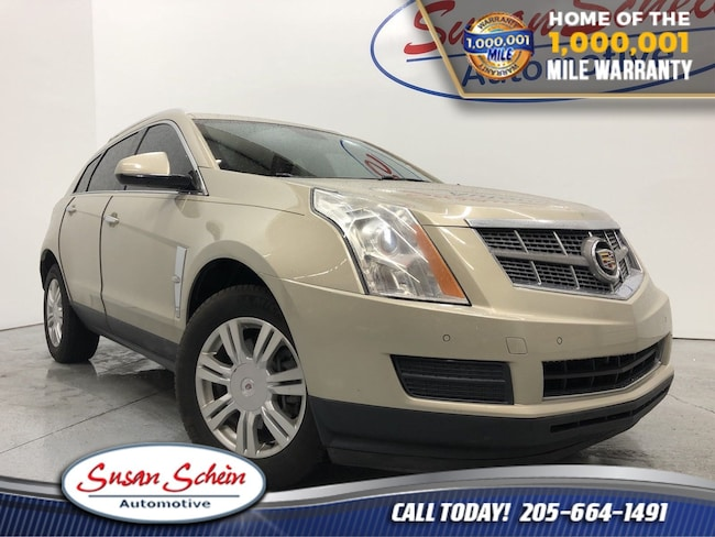 Used 2011 CADILLAC SRX Luxury Collection SUV for sale in Pelham, AL
