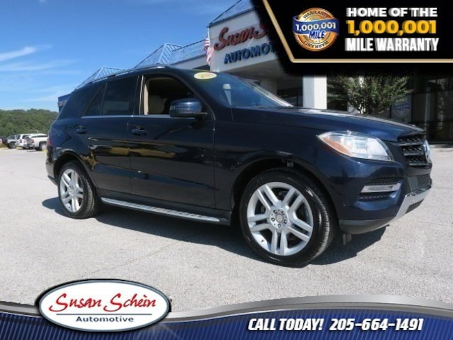 Used 2015 Mercedes-Benz M-Class ML 350 SUV for sale in Pelham, AL