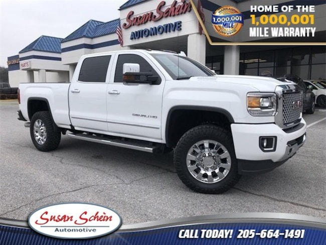 Used 2017 GMC Sierra 2500HD Denali Truck Crew Cab for sale in Pelham, AL