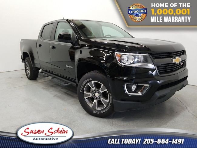 Used 2015 Chevrolet Colorado Z71 Truck Crew Cab for sale in Pelham, AL