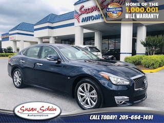 Used 2019 INFINITI Q70 3.7 LUXE Sedan for sale in Pelham, AL