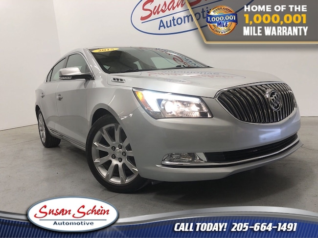 Used 2015 Buick LaCrosse Premium I Sedan for sale in Pelham, AL