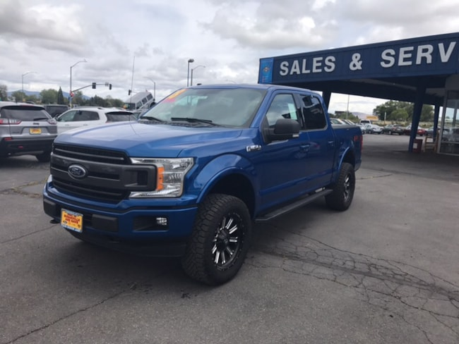New 2018 Ford F-150 4WD  XLT For Sale /Lease Susanville, CA