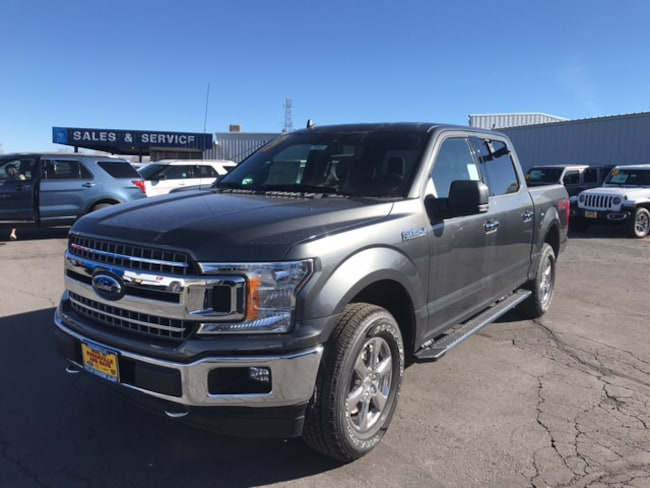 New 2019 Ford F-150 XLT 4x4 For Sale /Lease Susanville, CA