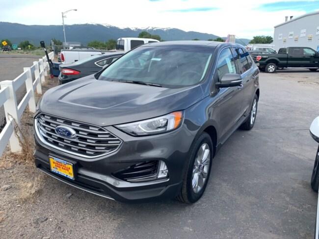 New 2019 Ford Edge Titanium Titanium AWD For Sale /Lease Susanville, CA