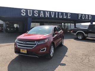2018 Ford Edge Titanium Titanium FWD