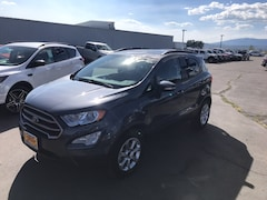 New 2019 Ford EcoSport SE Sport Utility in Susanville, near Reno NV