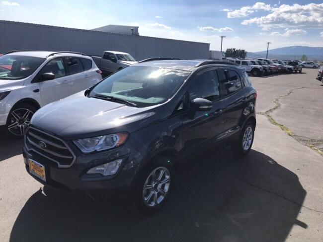 New 2019 Ford EcoSport SE SE FWD For Sale /Lease Susanville, CA