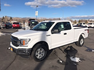 2019 Ford F-150 MEDIUM GRAY CLOTH Extended Cab Pickup