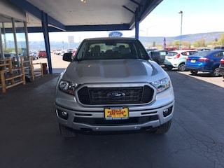 New 2019 Ford Ranger 4WD  XLT For Sale Susanville CA