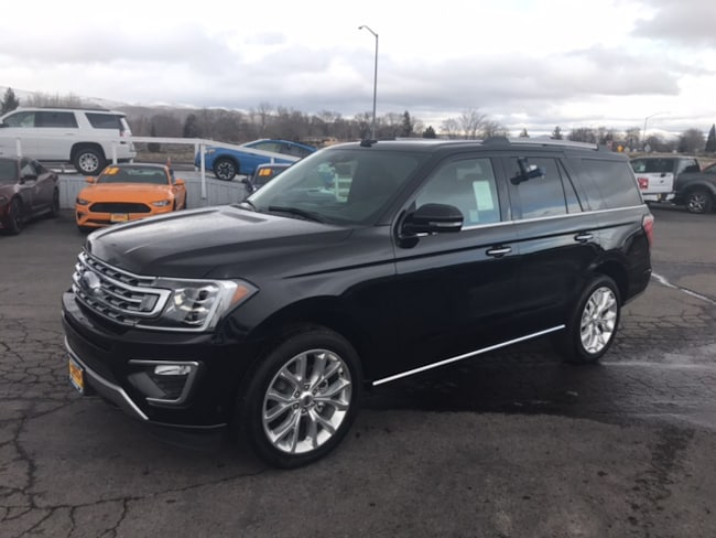 New 2019 Ford Expedition Limited Limited 4x4 For Sale /Lease Susanville, CA