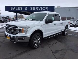 2019 Ford F-150 Truck Crew Cab