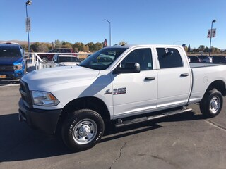 new 2018 Ram 2500 TRADESMAN CREW CAB 4X4 6'4 BOX Crew Cab For Sale Susanville CA