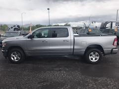 2019 Ram All-New 1500 BIG HORN / LONE STAR CREW CAB 4X4 6'4 BOX Crew Cab