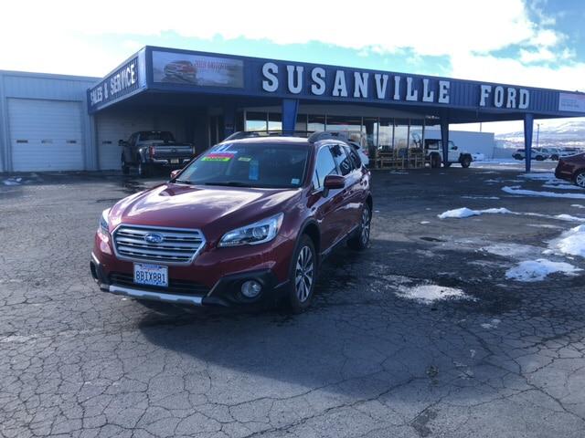 2017 Subaru Outback Limited Sport Utility
