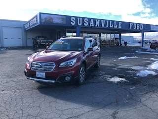 Certified Pre Owned 2017 Subaru Outback Limited Sport Utility in Susanville, near Reno NV