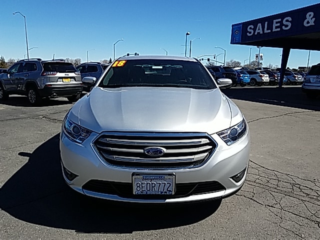 Used 2018 Ford Taurus SEL For Sale | Susanville CA | VIN