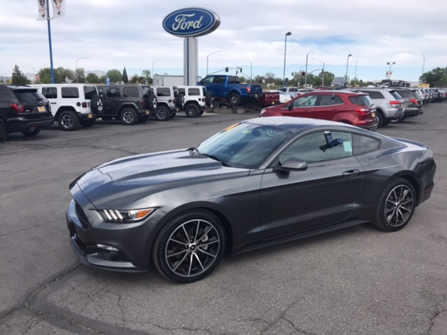 Used 2016 Ford Mustang Coupe For Sale Susanville, CA