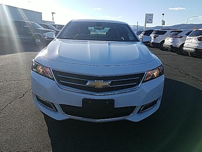 Used 2019 Chevrolet Impala LT Sedan For Sale Redding, CA